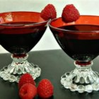 Raspberry Lady Martini - Raspberry, coffee, and almond-flavored liqueurs are shaken together creating a sweet and rich martini perfect for Valentine's Day.