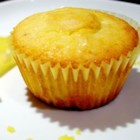 Lemon Muffins - Lemon peel adds flavor to this basic muffin.