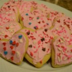 Mrs. Schaller's Sugar Cookies - A popular rolled cookie that can be cut into shapes and decorated with frosting.