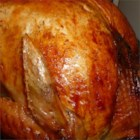 Easy Beginner's Turkey with Stuffing - This easy to make turkey is great for beginners, but experts will find it equally delicious. Adjust the cooking time for different sized birds.