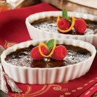 Dark Chocolate Creme Brulee