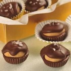 Dark Chocolate Peanut Butter Candies