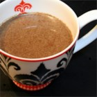 Super Spicy Chocolate Milk - This cup of hot chocolate is so spicy, it'll make your head spin!