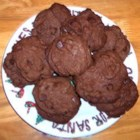 Chocolate Chip Peppermint Cookies - A chocolaty chocolate chip cookie, with peppermint flavoring. This is for kids or adults (I'm a 10 year old.) They taste best when they're still hot.