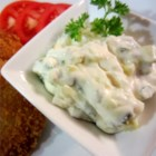 Jalapeno Tartar Sauce - Add some heat to your tartar sauce with the introduction of jalapeno peppers and hot sauce.