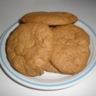 Williamsburg Cookies - Very tasty, these cookies have very little flour.
