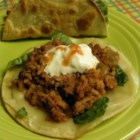 Rio Grande Especial - Use this recipe to make flavorful ground beef for use in your favorite Mexican food items, such as tacos, taco salads, or burritos.