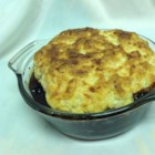 Lamb Cobbler - A savory Parmesan scone topping covers this lamb pot pie. Try it made with red wine, or make the Indian-inspired variation.