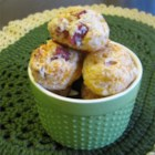 Easy Ham Balls - Adding ham, cheese, mustard, and milk to baking mix creates a quick and easy batter for a quick and easy appetizer.