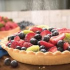 Beautiful Berry Pie - So simple and so delicious--this custard pie topped with seasonal berries and sliced kiwi will impress your friends and family with your culinary talents. You'll be impressed with how easy it is.