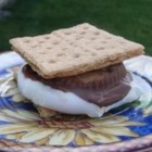 A Peanutty S'more - In this variation on the classic s'more, a peanut butter cup stands in for chocolate. You might never go back!