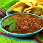 Francisco's Blender Salsa - This salsa is a staple at our house. There's nothing better to serve as a dip for tortilla chips or as a condiment for your favorite Mexican food. Include jalapeno peppers for added heat.