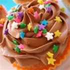 Super Delicate Chocolate Buttercream - This is a very delicate and rich chocolate buttercream. It's good on Gateau Africaine, or any cake needing buttercream frosting.