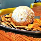 Kati Rose's Cheese Ball - This classic cheese ball--with the requisite cream cheese base--starts with chopped meat and ends with walnuts.