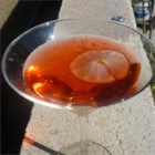 Joan's Pomegranate Martini - This version features citron vodka, orange liqueur, and pomegranate juice.