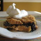 Blueberry Dump Cake - An easy blueberry dessert.