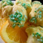 Anginettes - A delicious soft, cake-like citrus cookie typically made at Christmas time. Goes great with a cup of tea!