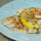 Seasoned Swai Fish Fillet - Swai fish in a seasoned white wine sauce is a quick and easy main dish that goes well with rice pilaf and green beans.
