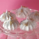 Spumetti - This is a simple Italian style almond meringue cookie. So easy to make with only three ingredients.