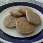 Cinnamon Biscuits - These English butter cookies are bursting with cinnamon flavor.