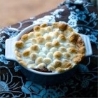 Easy Sweet Potato Casserole - This is a simple version of a holiday classic: sweet potatoes topped with marshmallows.