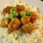 Orange, Honey and Soy Chicken - Chicken breast meat is flavored with orange, honey, and soy sauce in this easy dish that's great to serve with rice or other side dishes.