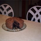 Chocolate Mousse Cake IV - Chocolate cake with chocolate mousse filling. Everyone will think you bought it at a bakery!