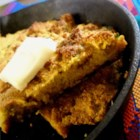 Crackling Cornbread - Fried pork cracklings add a savory flavor to this spicy cornbread.