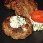 Photo of: Summer Feta Burger with Gourmet Cheese Spread - Recipe of the Day