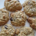 Oatmeal Raisin Cookies V - These oatmeal raisin cookies are chewy and spicy. Great for snacks.