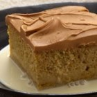 Dulce de Leche Cake from Duncan Hines(R) - You're sure to fall in 'amor' with this moist Dulce de Leche cake covered with creamy caramel frosting.