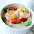 Steamed Egg (Chawan Mushi) - This recipe is for enjoying the texture of eggs at the most tendermost but easiest level. It has the sweetest aroma I have ever tasted in eggs using the least ingredients.
