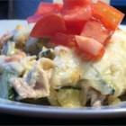 Hearty Tuna Casserole - This isn't your Grandma's tuna casserole,  but it is sure to please everybody in the family.