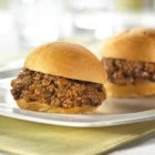 Classic Sloppy Joes - Fun and filling, Sloppy Joes are the perfect solution for a speedy supper before driving the kids to practice or rehearsal. Moist, meaty and satisfying these tasty sandwiches will appeal to the kid in all of us.