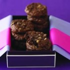 Ghirardelli(R) Ultimate Double Chocolate Cookies - These slice and bake cookies use two kinds of Ghirardelli chocolate chips, and are sure to satisfy any chocolate craving.