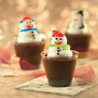Snowman Cups - These cute Snowman Cups are fun to make (and eat!) with kids. With chocolate pudding, OREO Cookies and whipped topping, they're a treat for all ages.