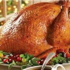 Roasted Turkey and Pan Gravy - One of the benefits of using Swanson(R) stock for gravy is the rich stock flavor combines with the drippings in the pan to make a great-tasting mashed potato topper.