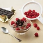 Really, Really Easy Chocolate Raspberry Mousse - This decadent mousse bursting with raspberries and dark chocolate is simple enough to make any day yet fancy enough for special occasions, too.