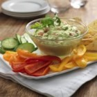 Smooth Guacamole Dip - Bright lime flavour sings through with this creamy avocado dip. A favourite fresh flavour that is easy to whip up and taste while guests enjoy some pre dinner drinks.