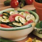 Zucchini Tomato Toss - 'A co-worker shared this flavorful medley of tomatoes and zucchini with me many years ago,' recalls Jan Clark of Salt Lake City, Utah. 'It's a wonderful way to use up garden produce in the summer when it's plentiful.'
