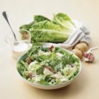 Anyday Potato Caesar Salad - An easy 3-step recipe for a zingy dressing that replaces mayonnaise with cream and yogurt to boost the calcium and vitamins.