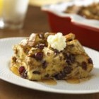 Baked French Swirl Toast - This aromatic make-ahead, French toast casserole combines Pepperidge Farm(R) Cinnamon Swirl Bread and dried cranberries for a satisfying breakfast treat.