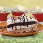 Chocolate Layered Pie