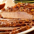 Slow-Cooked Carolina Beef Brisket - Good things are worth the wait! This flavor-packed brisket slow cooks all day so you come home to a fork-tender dish with just the right amount of spice!