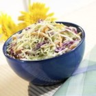 Marzetti(R) Famous Coleslaw - What could be quicker? This tasty slaw combines shredded cabbage with creamy Marzetti(R) Slaw Dressing. Voila! It's just that simple.