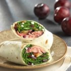 Grilled Steak Wraps - Heat up the grill and make these quick, tasty steak and spinach wraps today!