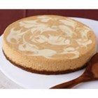 PHILADELPHIA Pumpkin Swirl Cheesecake - Impress your guest with this marbled cheesecake that's surprisingly easy to make.