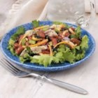 Kidney Bean Tuna Salad - This light, nutritious entree salad for two comes from Sandra Fisher of Kent, Washington. It's especially pretty served on a lettuce-lined plate for a special luncheon.