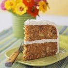 Traditional Carrot Cake