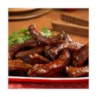 Chinese Spareribs - The sweet, tangy sauce on these ribs--with honey, sherry, ginger and soy sauce--will make these spareribs a new family favorite.
